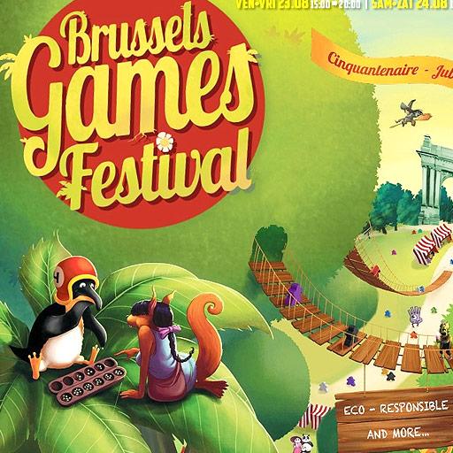 Brussel's Game Festival