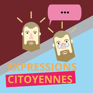 Expressions citoyennes collectives et individuelles