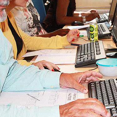 Découverte de l'informatique et internet
