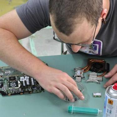 Réparation appareil électronique
