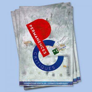 abonnement annuel à la revue Permanences critiques